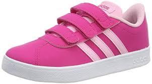 Adidas Vl Court 2.0 Cmf C, Zapatillas de deporte Unisex niños