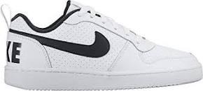 Nike Court Borough Low (GS), Zapatos de Baloncesto Unisex