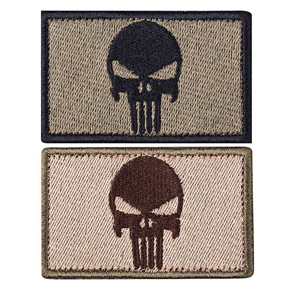 SMAGREHO LMF Patch Militar con bordado
