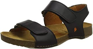 Sandalias mujer con velcro