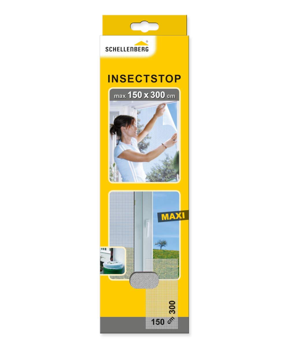 Schellenberg 50324 - Mosquitera para ventanas,